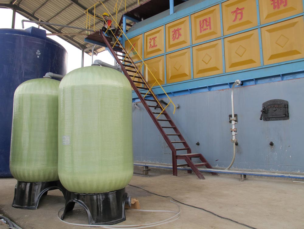 Water Treatment - Carbon Filter