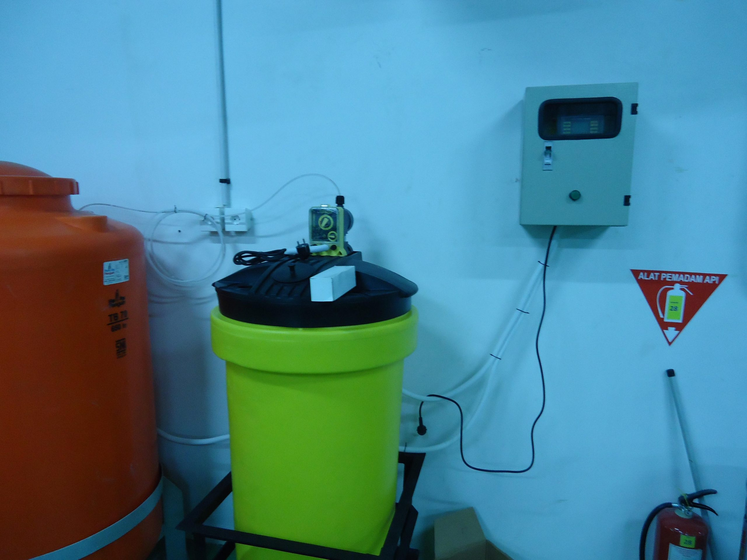 Water Treatment - ph Control