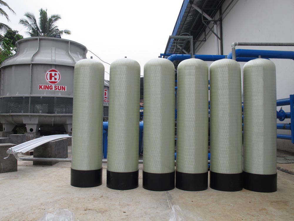 Water Treatment - sand filter