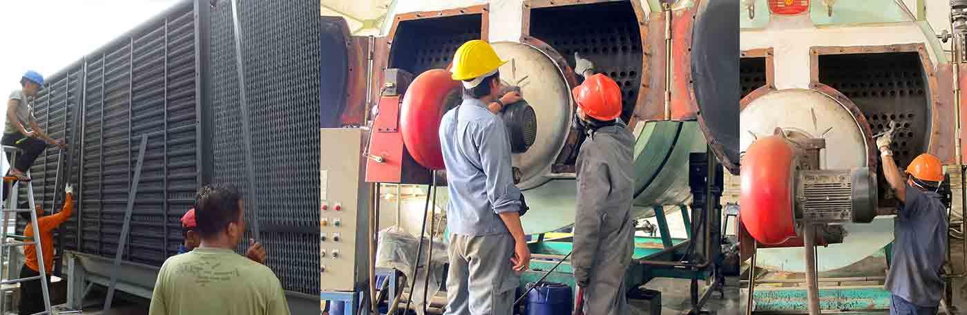 Water Treatment - Service Maintenance